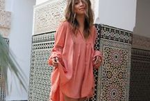Boho Chic / Bohemian Outfit Ideas + Home Décor Inspiration #Fashion #Style #Gypsy #Nomad #Ethnic #Textiles #Hippie #Lace #Fringe #Suede #Braids #Sandals #70s #Floral