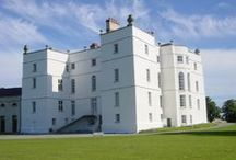 Adam Loftus' Rathfarnham Castle / I am a descendant of Lord Adam Loftus (Great Grandfather X13), first Provost of Trinity College, Archbishop of Dublin, and Chancellor of Ireland. Rathfarnham was his castle. Later his family built and moved to Loftus Hall in Wexford, Ireland.   / by Pat Gunder