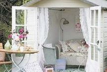 She Sheds / by TEXAS ☆ GIRL