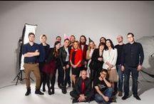 Nasza #ekipa / Poznajcie naszą ekipę