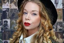 Grav3yardgirl / Bunny Meyer is an awesome you tuber who goes under the name grav3yardgirl. Check her out, she's a hoot!