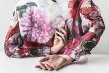 Florals & Botanicals / Flowers | floral patterns and prints | botanicals | tropical plants | beauty in nature