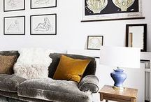Small Space Living / Small Studio & Apartment Decorating Ideas | Helpful Tips & Tricks to Maximize your Space
