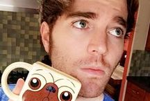 Shane Dawson / Shane Yaw, a.k.a Shane Dawson. Another one of my favorite you tubers. He's my kind of funny: irreverent, dirty, and fearless.