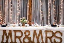 Wedding / Let's Plan a Wedding!