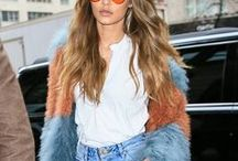 Gigi Hadid Style / Supermodel and IT-Girl Gigi Hadid's best style and outfit inspiration | Model Off-Duty