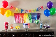 Party Ideas / by Adriane Miller