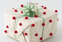 Gifts of Christmas / Christmas gifts for everyone on your list.