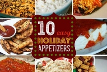 Appetizers and Sides / by Maryann Keller
