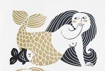 Mermaids / Mermaids of all kinds!  / by --- ᏩᏚᎵᏏ ---