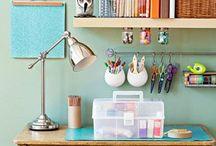 Work Spaces / by CasaBella Interiores