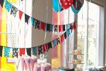 Birthday parties / by Sarah Wilson