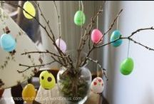 Easter Inspiration / Food, Crafts and DIY for Easter inspiration. / by NapTimeCreations