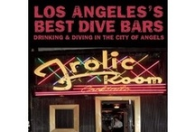 L.A.'s Best Dive Bars / I wrote the book. More about it here: http://www.facebook.com/pages/Los-Angeles-Best-Dive-Bars-Drinking-and-Diving-in-the-City-of-Angels/159273374132999