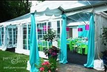 Company Party Time! / Planning a party for your office? Don't be bland, get creative!