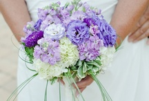 Wedding Flowers / The colorful display of flowers will make any wedding go from simple to fabulous! www.SterlingBallroomEvents.com