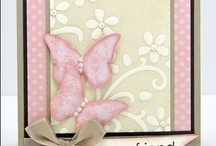Cards - Butterflies / by Joyce B