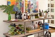 Bar / by CasaBella Interiores