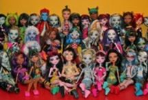 Monster High / by Carla Brown