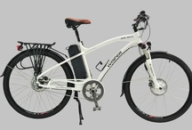 """Electric / Bikes, but with a battery back-up!  I've heard them described as """"The Great Equalizer.""""  Great for in-town riding. / by Pedal Pirates Cycle Crew"""