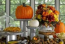 Fall Festivities  / Do you love fall? We do, too! Check out these beautiful autumn-themed events to get inspired for your big day.
