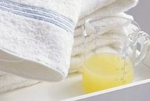 Housekeeping / Ways to keep your house clean and tidy.