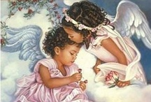 1~Calling All Angels of Color / Part 1 / by Demetrice-Anntía Worley