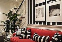 Stripes Wall / by CasaBella Interiores