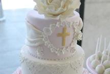 Communion cakes