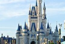 Our Trip to Disney..... some day! / by Amanda Knudtson