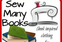 Sew Many Books / This board is dedicated to Children's clothes inspired from Children's books.... Please let me know if you have created a project based on this theme and I will send you an invite! / by NapTimeCreations