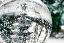 White Christmas Dreamin' / Snow, or no - celebrate with white