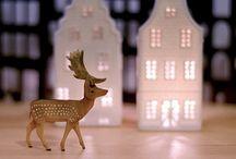 Tiny Christmas / The season in miniature