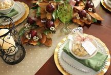 Gifts of Thanksgiving / Give thanks for those around you by offering a gift that expresses your gratefulness.