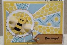 Eline's Animals / Lots of inspiration for handmade Cards using Eline's animal Collectables dies from Marianne Design