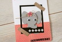 Get well soon cards / Lots of inspiration for handmade get well soon cards using Marianne Design products