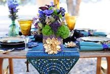 Blue Skies....Blue Inspirations / Bountiful Blues to inspire you!
