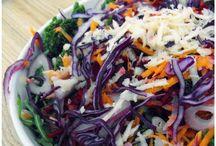 Salad / Salads / by --- ᏩᏚᎵᏏ ---