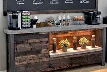 Coffee Bar / by CasaBella Interiores