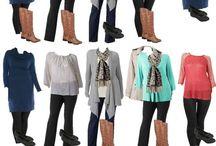 Wardrobe Combinations / Mixing & matching / by --- ᏩᏚᎵᏏ ---