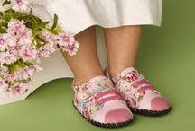 Flower Power / Incaltaminte pentru copii cu model floral