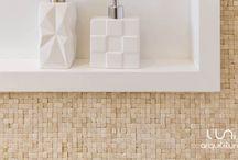 Shower Niche / by CasaBella Interiores