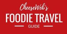 Foodie Travel / Travel the world to eat and drink. The best culinary tours, classes, and things to eat around the world.