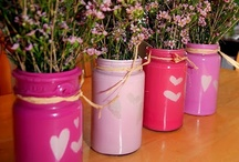 Celebrating Valentine's Day / by Jeanette Cordova