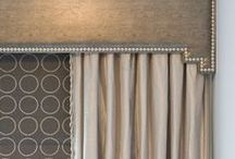 window treatments / by Style by Design