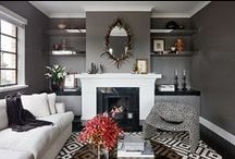 Luscious Living Areas / by Style by Design