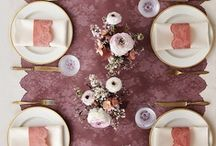 WEDDING RECEPTION DECOR / by Style by Design