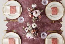WEDDING RECEPTION DECOR / by Amy Stanley