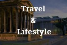"Graphiq Travel & Lifestyle / ""To travel is to live."" - Hans Christian Andersen"