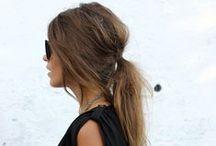 hair / by Copeland Cobb